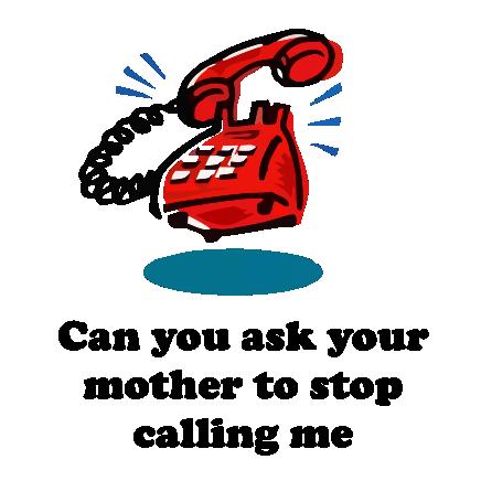 Stop Calling Me